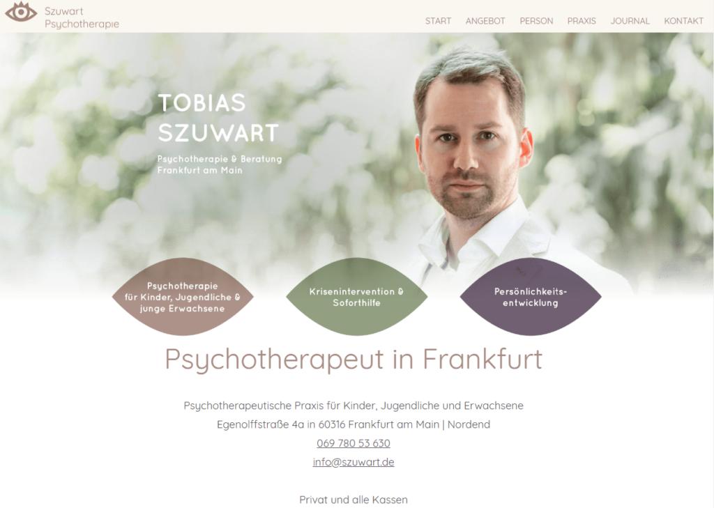 Psychotherapeut-Frankfurt