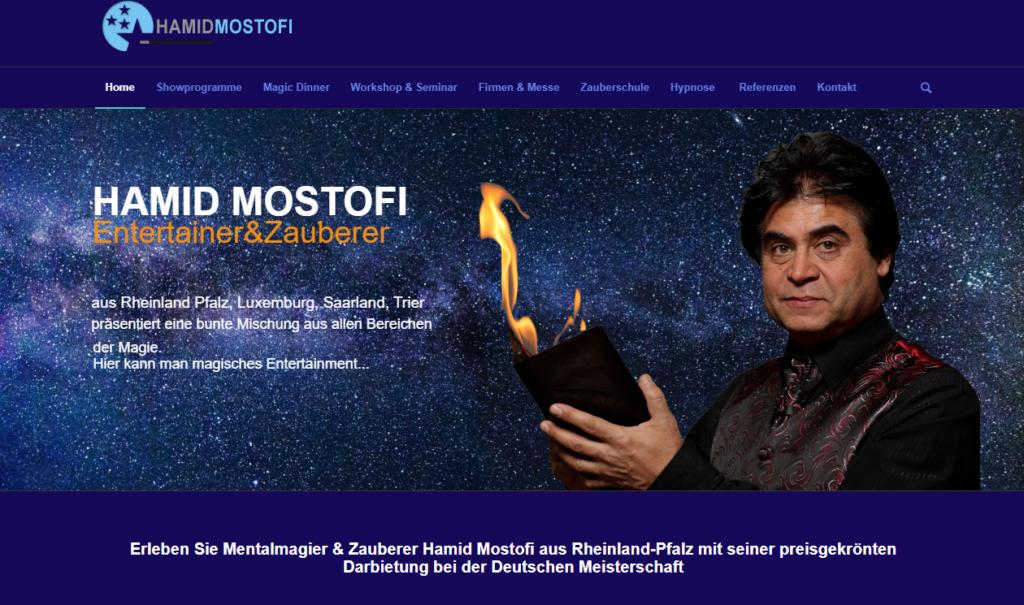 Hamid Mostofi