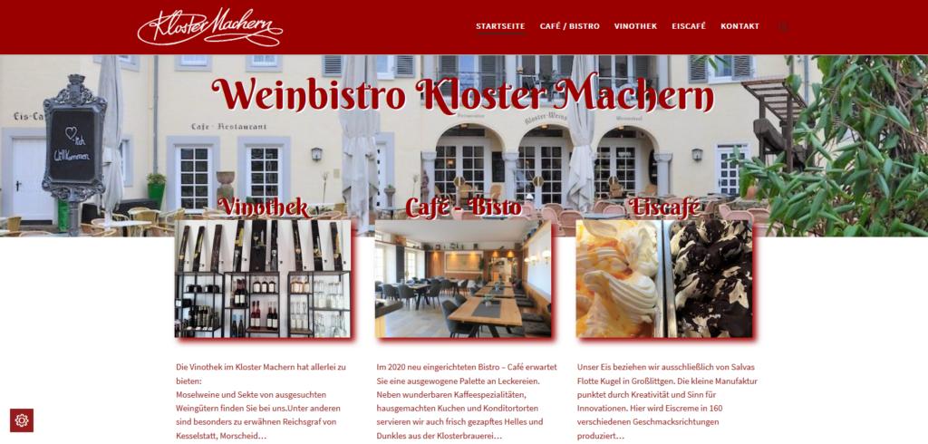 Weinbistro Kloster Machern